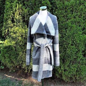 London designer Antoni & Alison wool coat